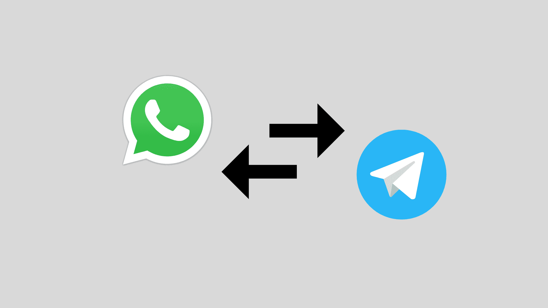 Techtip: importeer WhatsApp-chats in Telegram