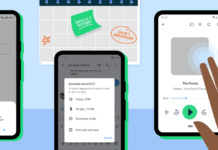 Google Android updates lente 2021