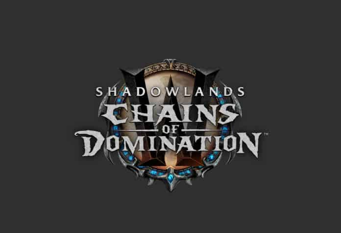 Chains of Domination Warcraft