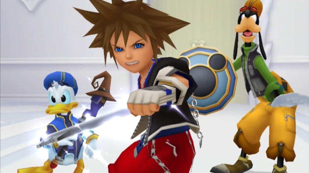 Kingdom Hearts origineel
