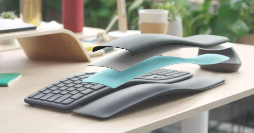 Logitech ERGO K860 review