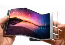 Buigbare displays Samsung