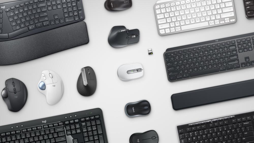 Logitech introduceert nieuwe Logi Bolt technologie en ontvanger