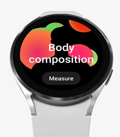 watch4 body composition